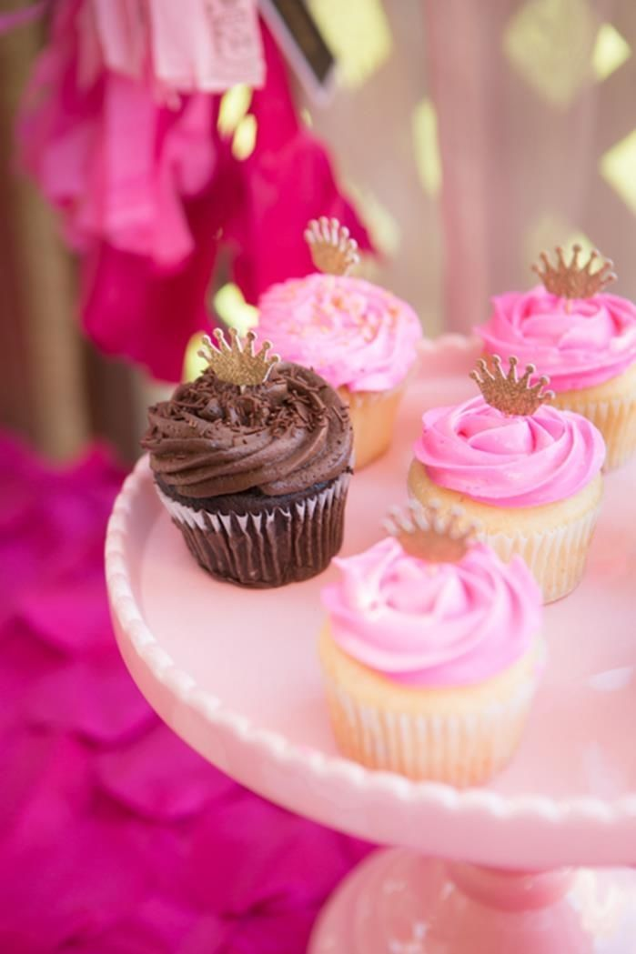 Princess Cupcake Images : Princess Cupcakes Pictures, Photos, and Images for ...