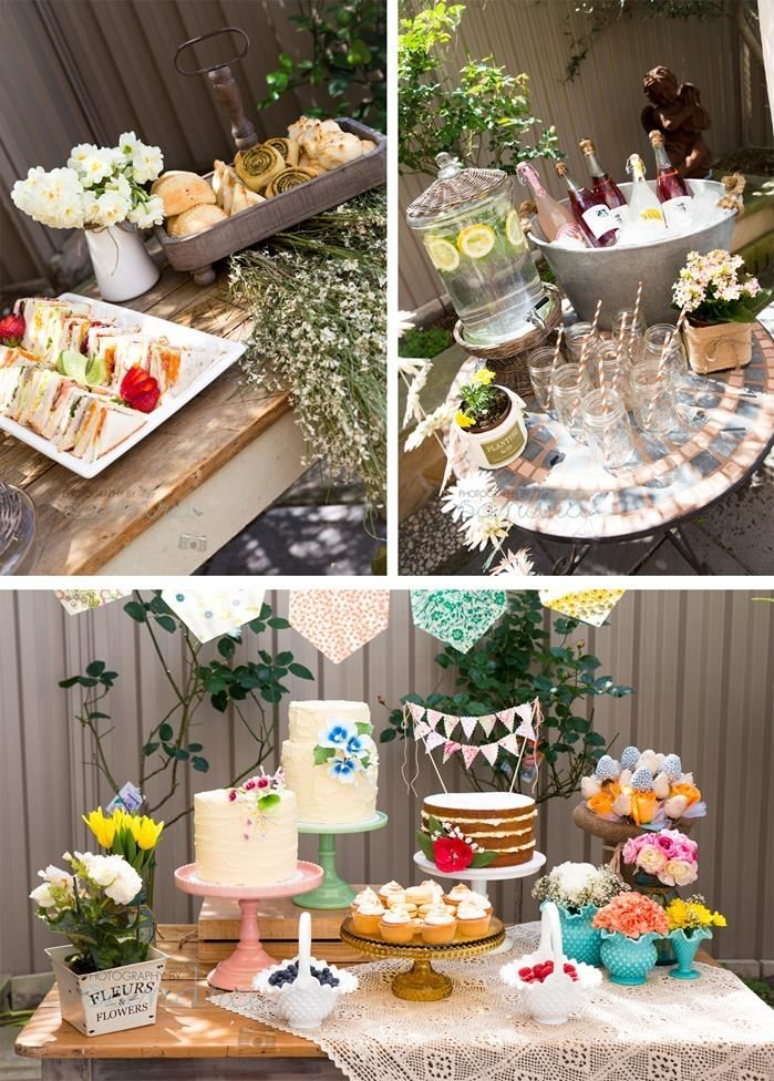garden themed baby shower games images