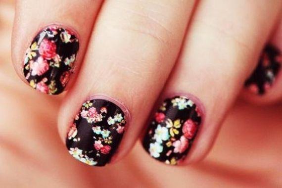 Fl Print Nails