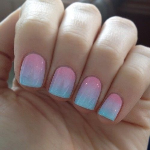 Ombre Hue Nail Art Pictures Photos And Images For Facebook Tumblr