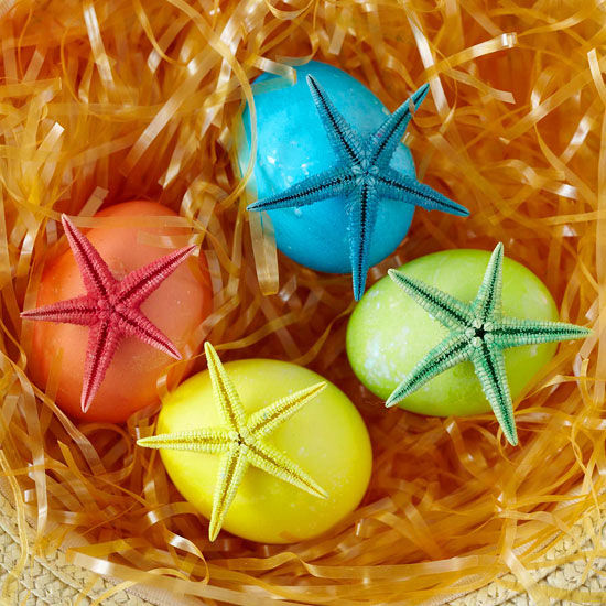 Beach Theme Easter Eggs Pictures, Photos, And Images For