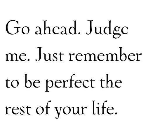 judge orang lain