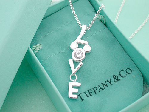 Tiffany Love Necklace Pictures Photos And Images For
