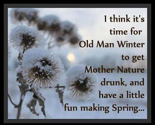 Old Man Winter