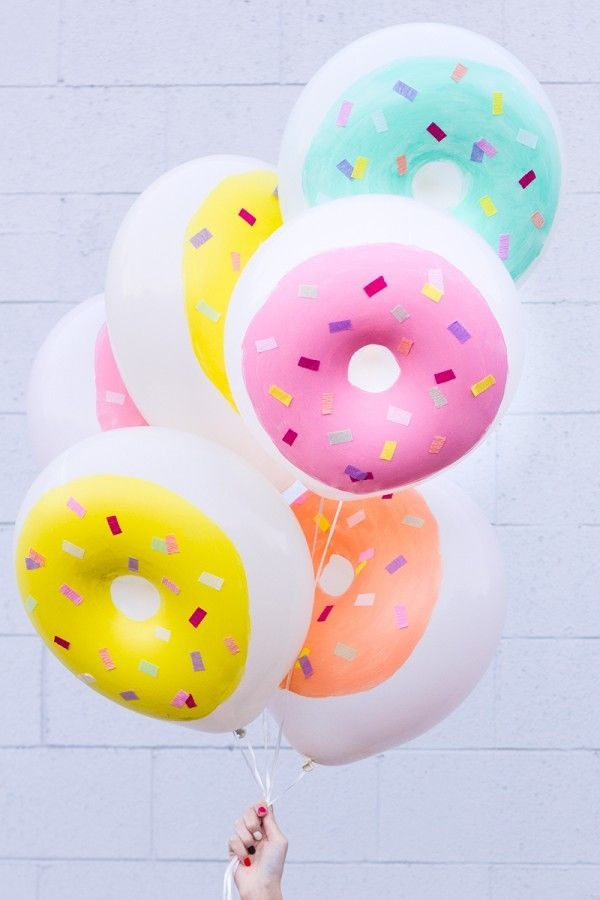 Donut Balloons Pictures Photos And Images For Facebook