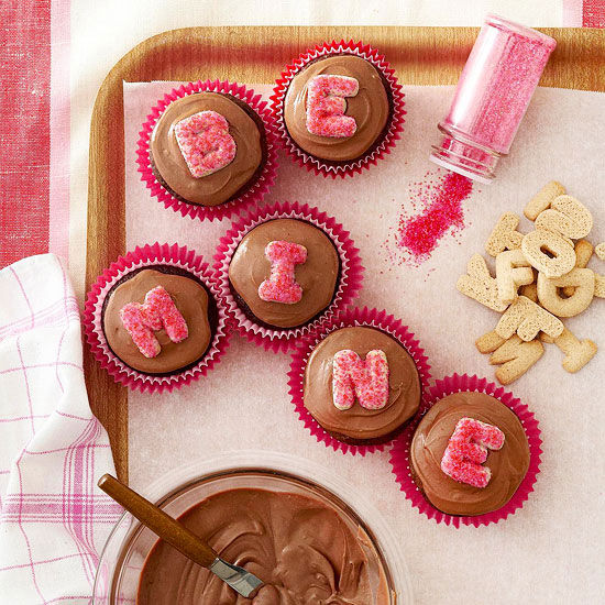 love letters cupcakes pictures  photos  and images for