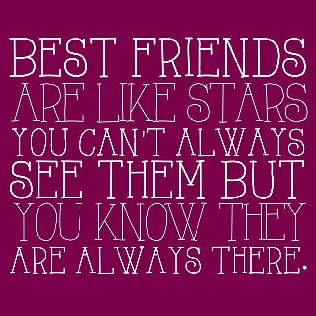 Best Friends Are Like Stars Pictures, Photos, and Images for ...