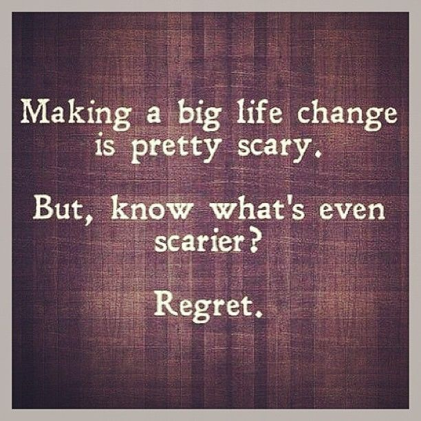 Love Regret Quotes Images: Regret Is Scary Pictures, Photos, And Images For Facebook
