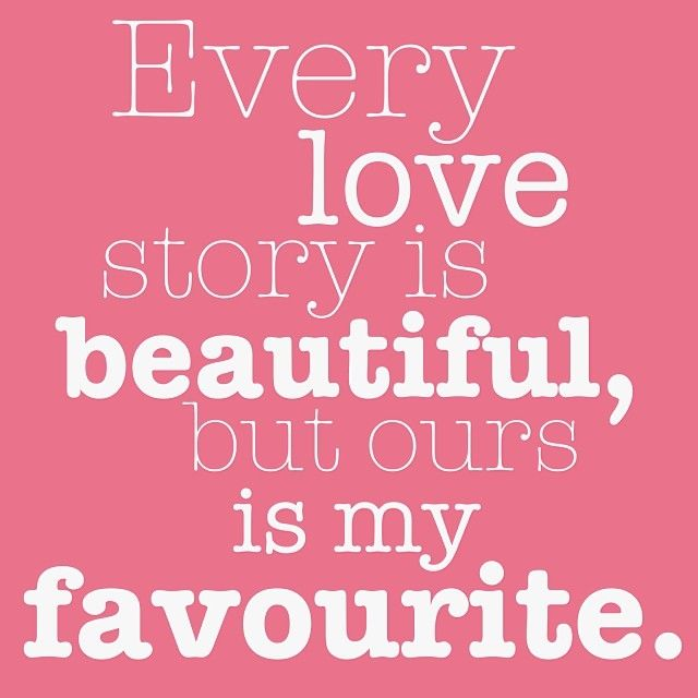 Our Love Story Is My Favorite Pictures, Photos, and Images for Facebook, Tumb...