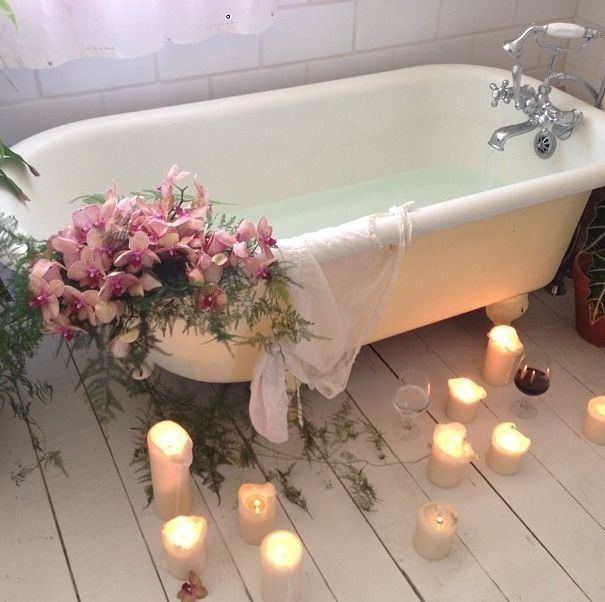 Romantic Bathtub Pictures Photos And Images For Facebook