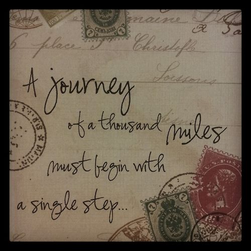 1000 Images About Cancer Journey On Pinterest: A Journey Of A Thousand Miles Pictures, Photos, And Images