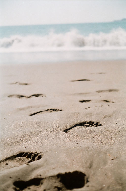 Wet Footprints Pictures, Photos, and Images for Facebook