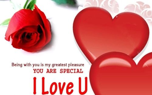 You Are Special I Love You Pictures Photos And Images For