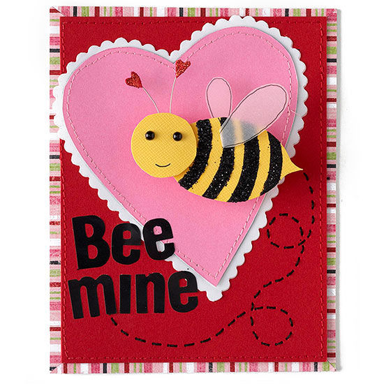 Bee Mine Valentine Pictures Photos and Images for Facebook – Bee Mine Valentine Card