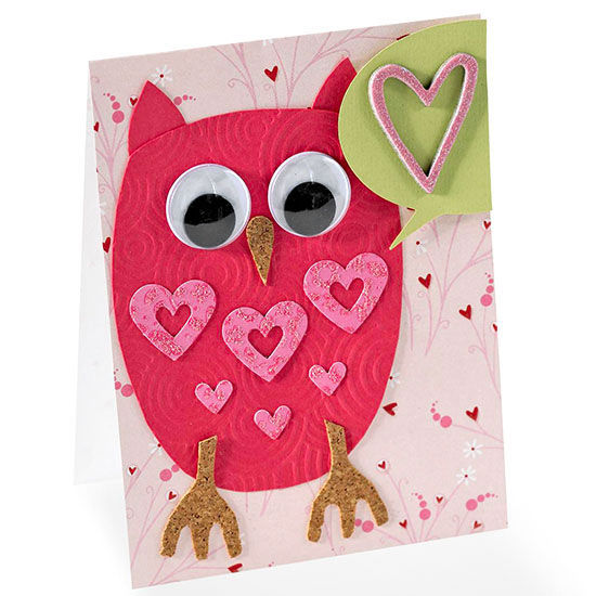Owl Heart Valentine Card Pictures, Photos, and Images for ...
