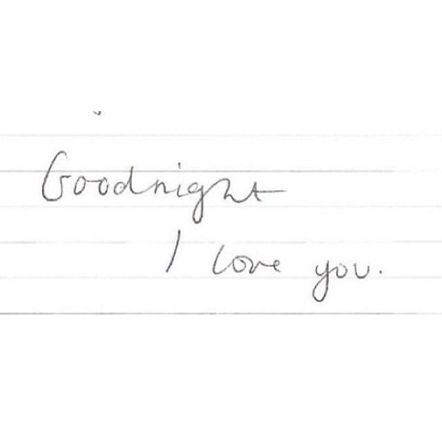 I Love You Quotes Goodnight : goodnight i love you quotes i love you quotes pictures