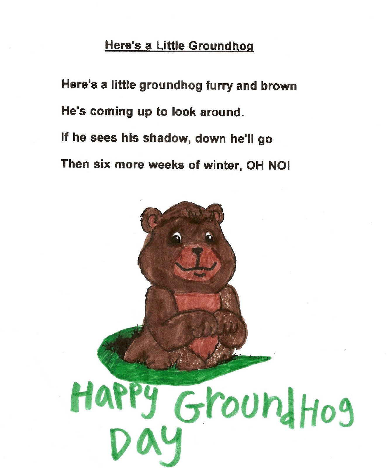 Happy Groundhog Day Pictures, Photos, and Images for Facebook