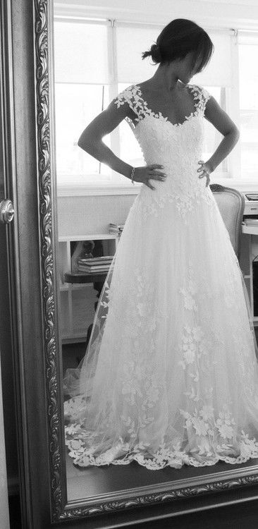 Perfect Wedding Dress Pictures Photos And Images For Facebook