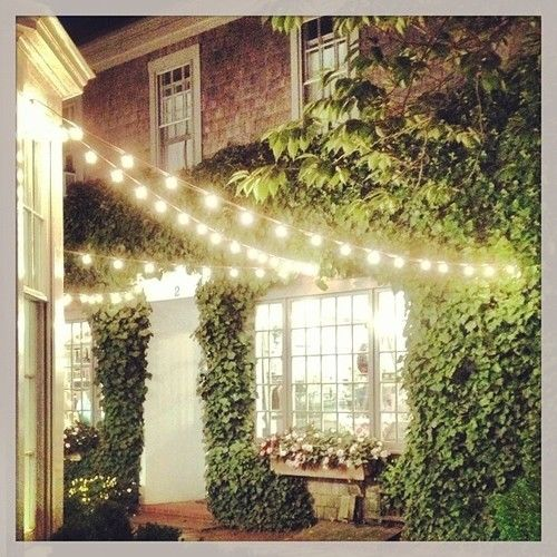 Outdoor Party Lights Pictures Photos And Images For Facebook