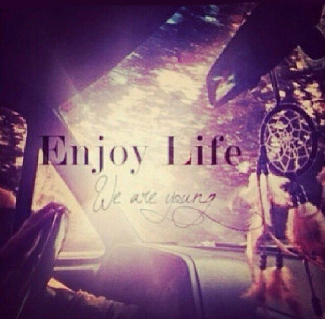 Enjoying My Life Quotes: Enjoy Life Pictures, Photos, And Images For Facebook