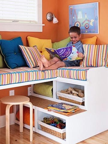 Magnificent Kids Room Window Seat Pictures Photos And Images For Short Links Chair Design For Home Short Linksinfo