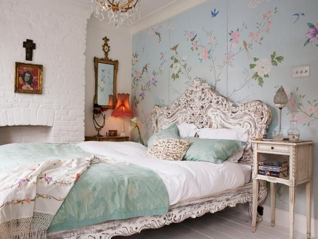 62987 Floral Bird Room Decor how to make your room floral 2015