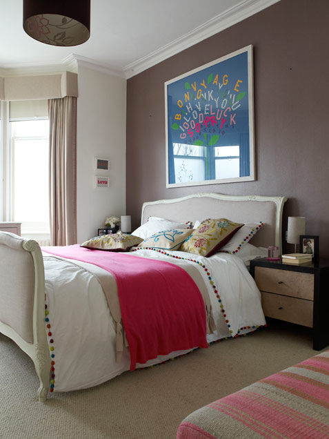 Colorful And Playful Art Bedroom Pictures Photos Images For Facebook Tumblr Pinterest Twitter
