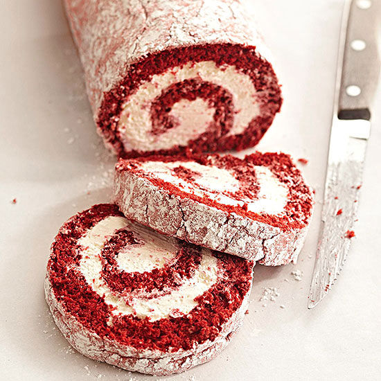 Red Velvet Cake Roll Pictures, Photos, and Images for Facebook, Tumblr ...