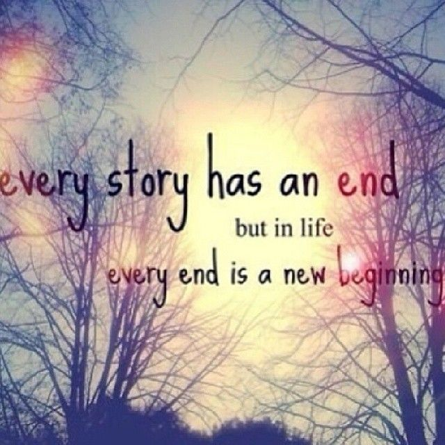 Every End Is A New Beginning Pictures, Photos, and Images ...