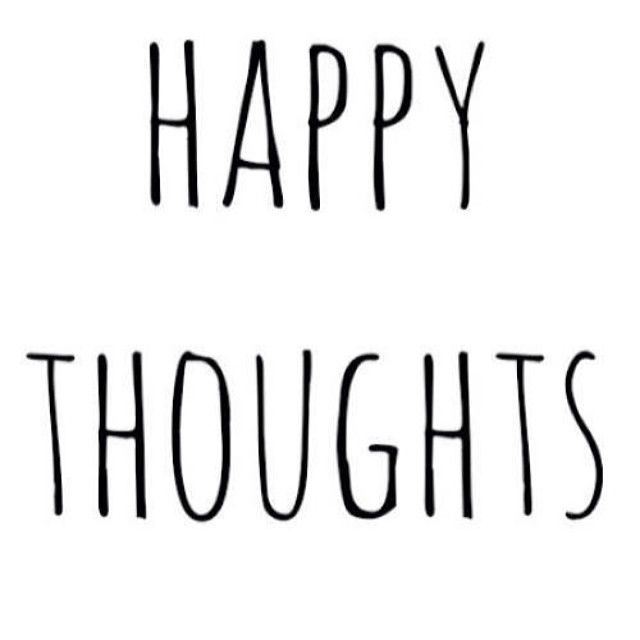 Happy Quotes Tumblr: Happy Thoughts Pictures, Photos, And Images For Facebook