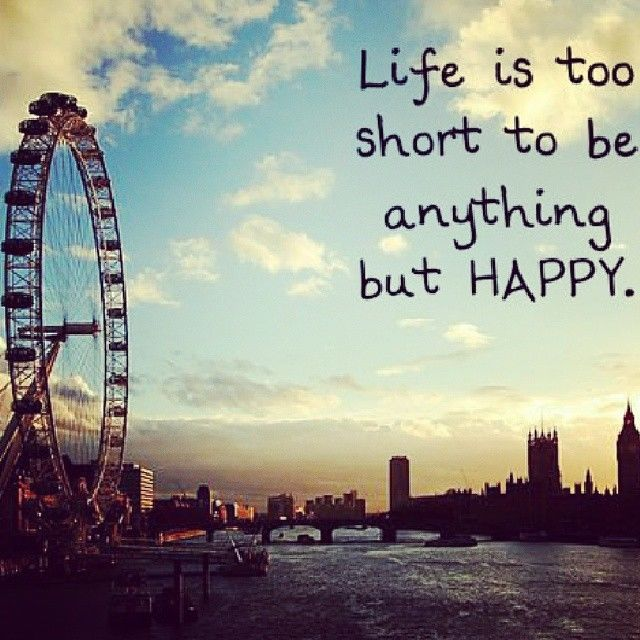 Short Inspirational Quotes About Life: Life Is Too Short Anything Pictures, Photos, And Images