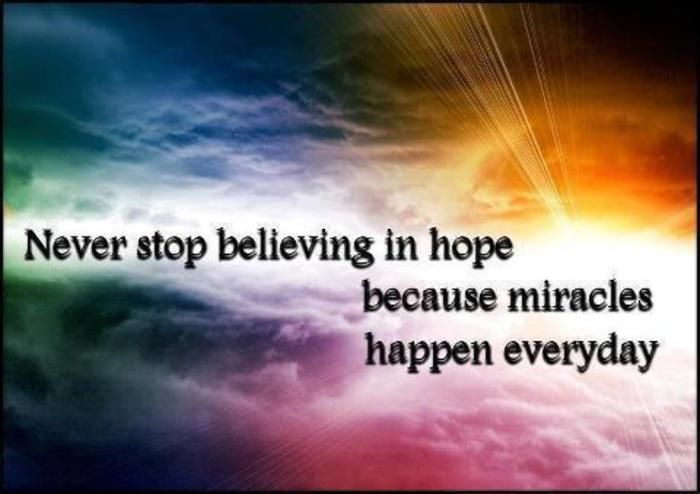 Miracles Happen Every Day Pictures, Photos, And Images For Facebook,  Tumblr, .
