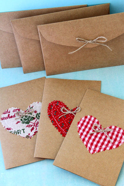 DIY Valentine Cards Pictures Photos and Images for Facebook – Handcrafted Valentine Cards