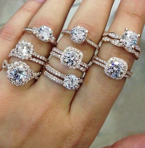 Diamond Rings Pictures Photos And Images For Facebook