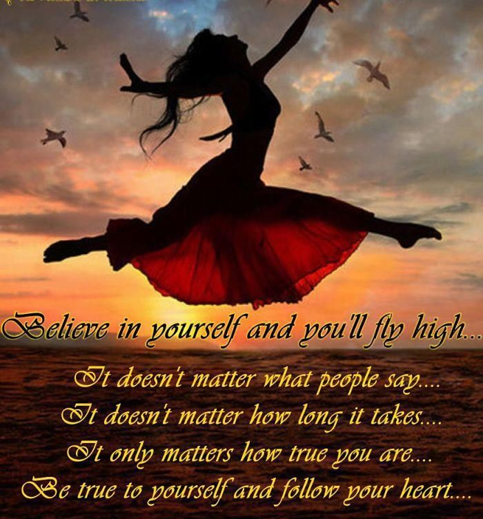 Believe In Yourself Quotes: Believe In Yourself Pictures, Photos, And Images For