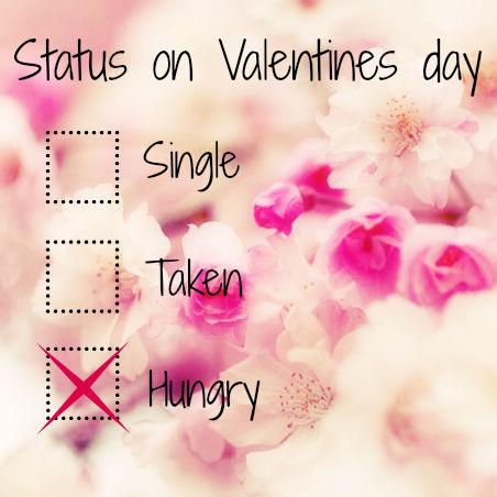Status On Valentines Day