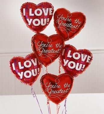 valentine's day balloons pictures, photos, and images for facebook, Ideas