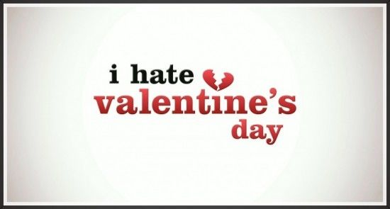 I Hate Valentines Day Wallpaper