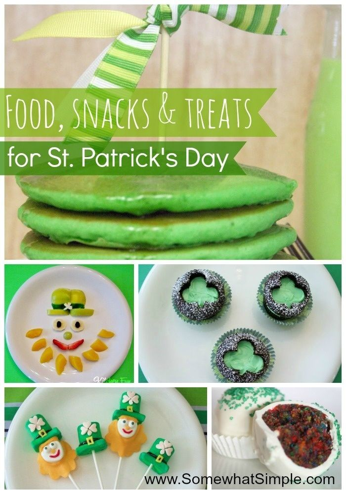 St Patricks Day Treats Pictures, Photos, and Images for ...