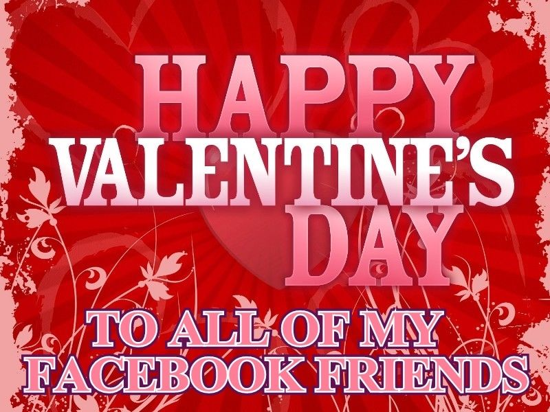 Happy Valentines Day Facebook Friends Pictures, Photos, and Images
