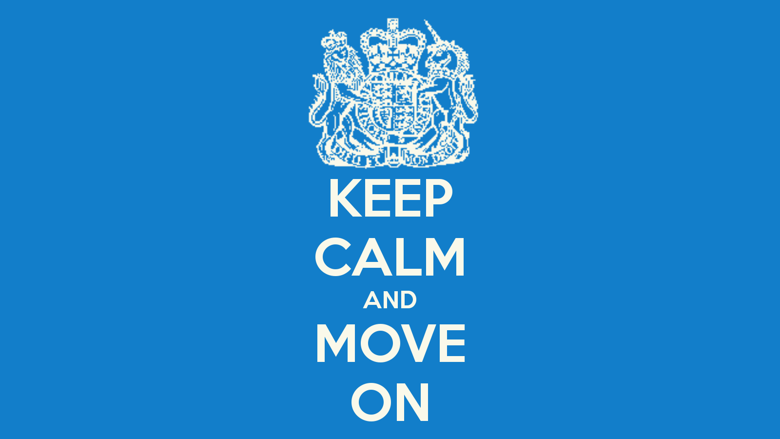 Keep Calm And Move On Pictures, Photos, And Images For Facebook, Tumblr,  Pinterest, And Twitter