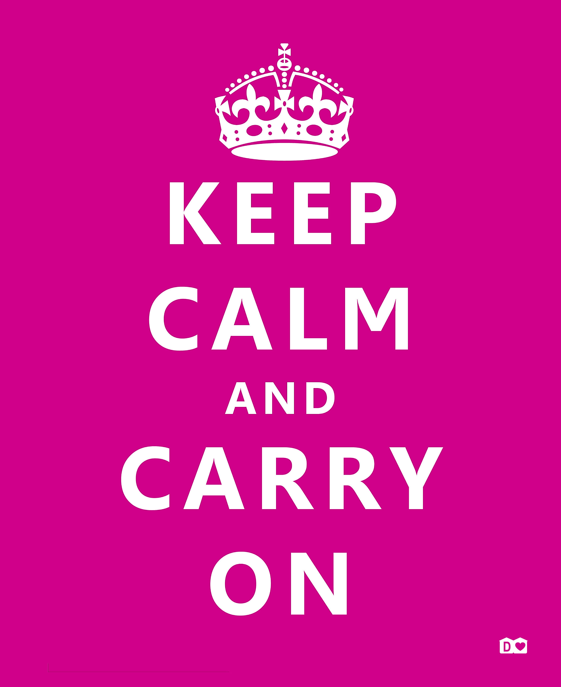 Keep Calm Quotes Keep Calm And Carry On Pictures Photos And Images For Facebook