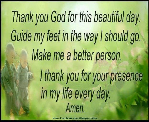 Thank You God For This Beautiful Day Pictures, Photos, and ...