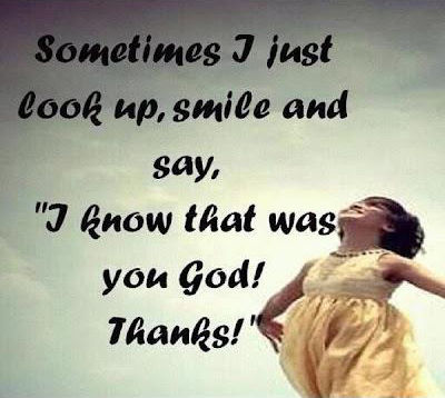 Thank You God Quotes I Know That Was You God Thanks Pictures Photos And Images For .