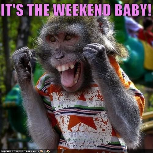 Its Friday Funny: Its The Weekend Baby Pictures, Photos, And Images For