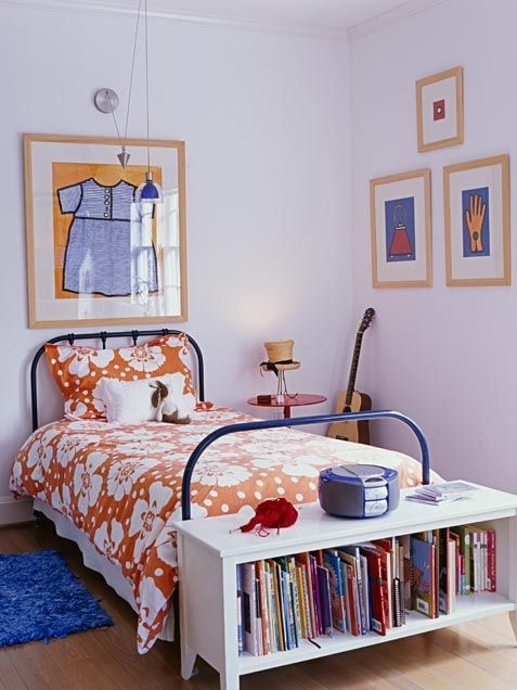 Neat Bedroom Book Storage Pictures Photos And Images For