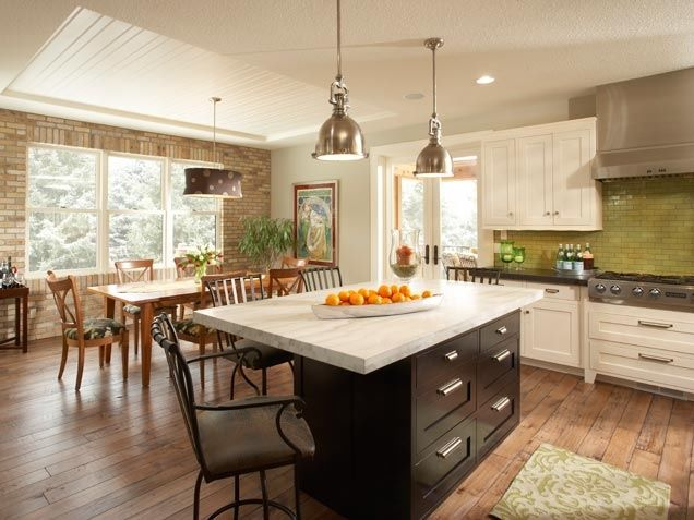 large country industrial kitchen - Large Country Kitchen
