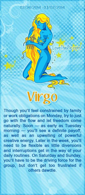 facebook virgo horoscope
