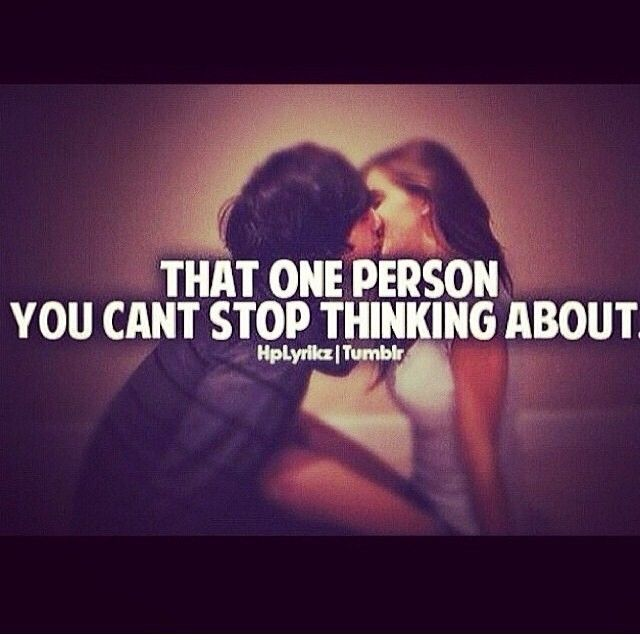 That One Person You Cant Stop Thinking About Pictures