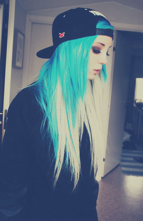 Blue blonde hair pictures photos and images for facebook tumblr blue blonde hair urmus Choice Image